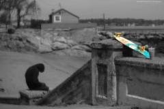 Skateboard Rest